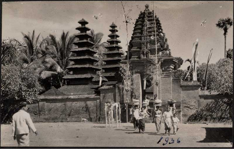oude prenten, oude foto's, old pictures, bali