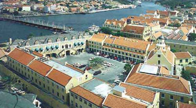Fort Amsterdam, curacao