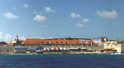 Water Fort, curacao